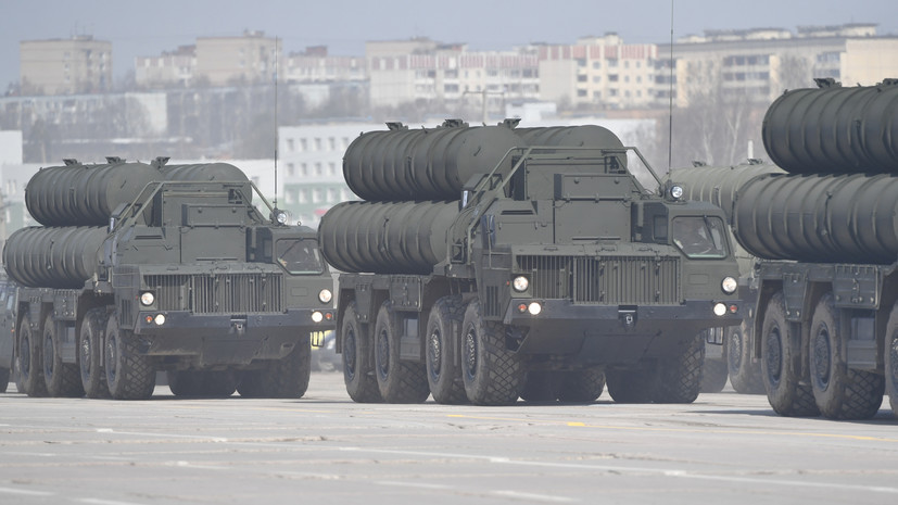 В России началось производство С-400 для Индии