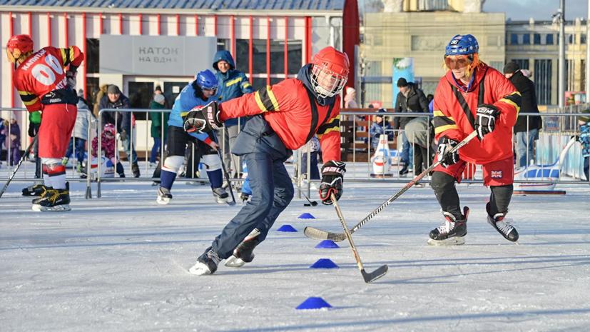 На ВДНХ пройдёт День зимних видов спорта