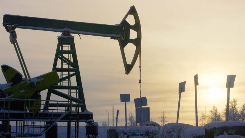 Баррель под давлением: цены на нефть впервые за год опустились ниже $54