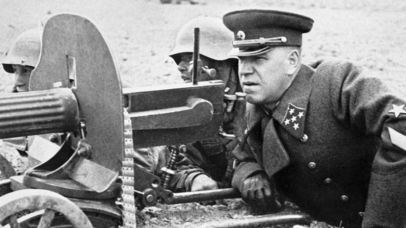 СМИ: В Одессе демонтировали последний барельеф маршала Жукова