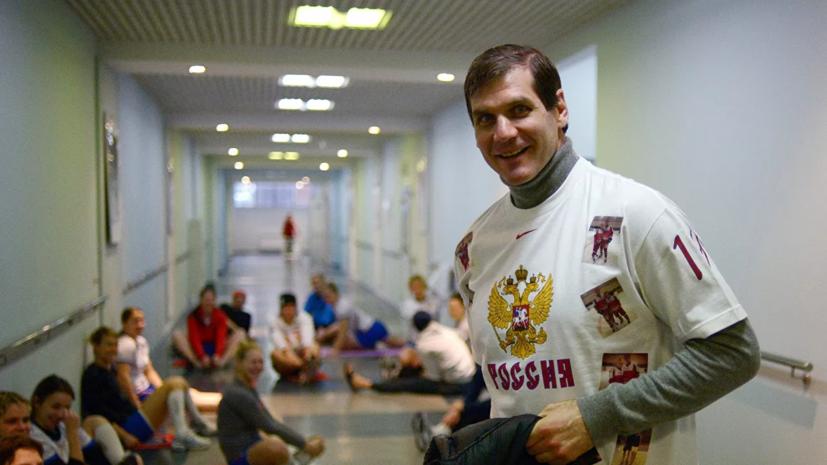 Николишин назвал заслуженным включение Яшина в Зал славы IIHF