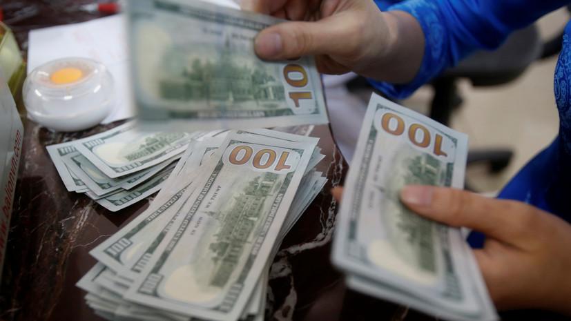 В 2019 году сумма выплаченных России кредитов превысила объём выданных