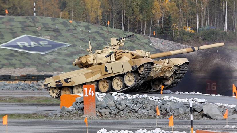 «Превосходит зарубежные машины»: на что способен новейший российский танк Т-90М «Прорыв»