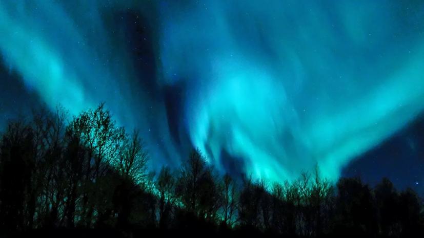 Эксперт оценил возможность увидеть северное сияние в ближайшем будущем