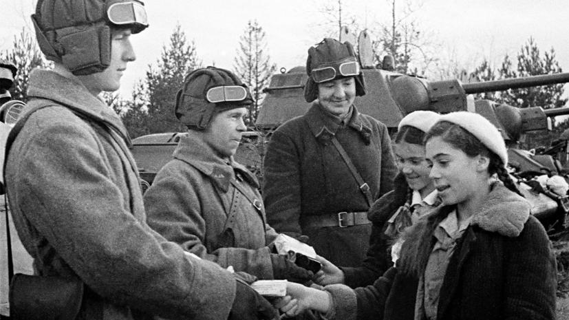 Главархив рассекретил более 11,5 тысячи документов времён войны