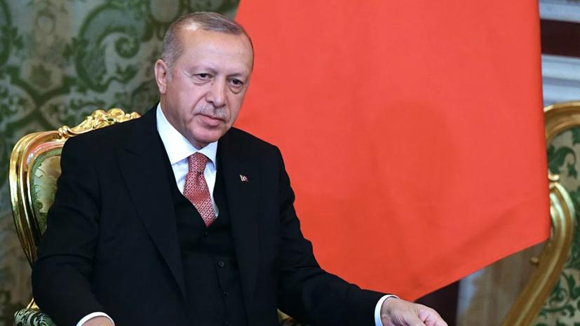 Эрдоган заявил об особом значении сотрудничества с Россией