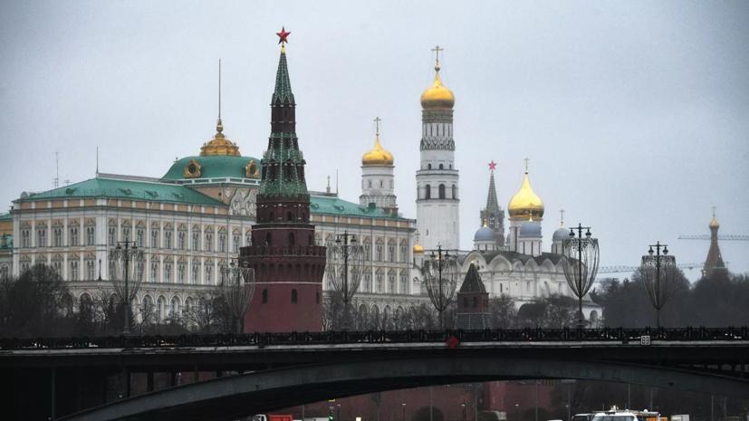 В Кремле заявили о масштабной работе по защите россиян от коронавируса