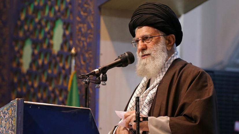 Хаменеи высказался об американской «сделке века»