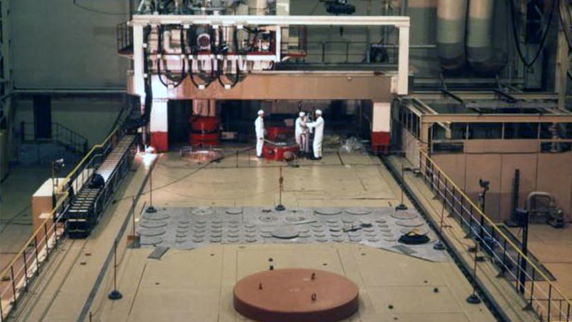 В погоне за лидерством: в США призвали создать исследовательский реактор из-за зависимости от российского БОР-60