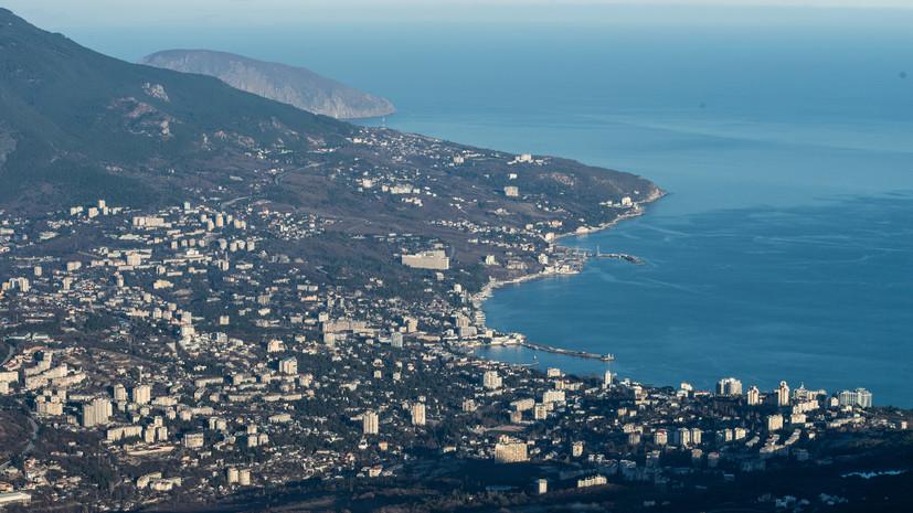 В Крыму отреагировали на заявление украинского политика о полуострове