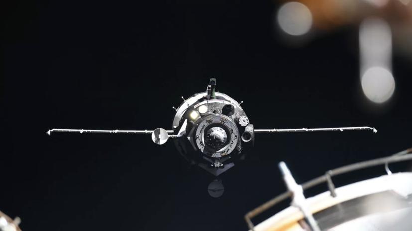 Корабль «Союз МС-13» отстыковался от МКС