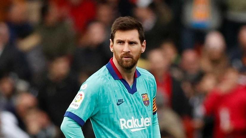 СМИ: «Манчестер Сити» намерен приобрести Месси, если он решит покинуть «Барселону»