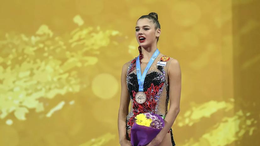 В больнице рассказали о состоянии гимнастки Солдатовой