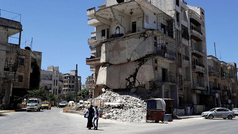 «Недопустимое усиление террористов»: в МИД сообщили о трагической гибели российских военных специалистов в Идлибе