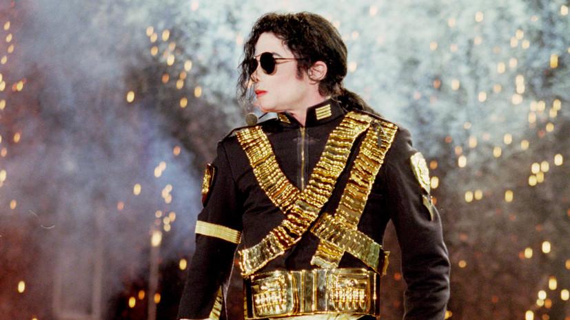 Трибьют-шоу в честь Майкла Джексона пройдёт 5 марта в Москве