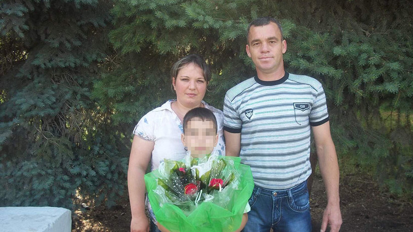 Юлия Труфанова лишилась мужа и сына