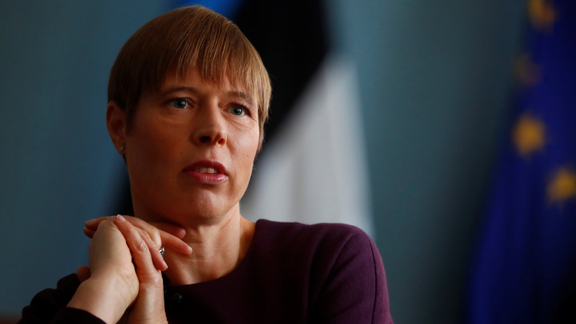 Министр обороны Эстонии не советует президенту ехать в Москву на 9 Мая