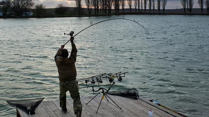 Эксперты предупредили о вероятности сокращения речной рыбы из-за тепла