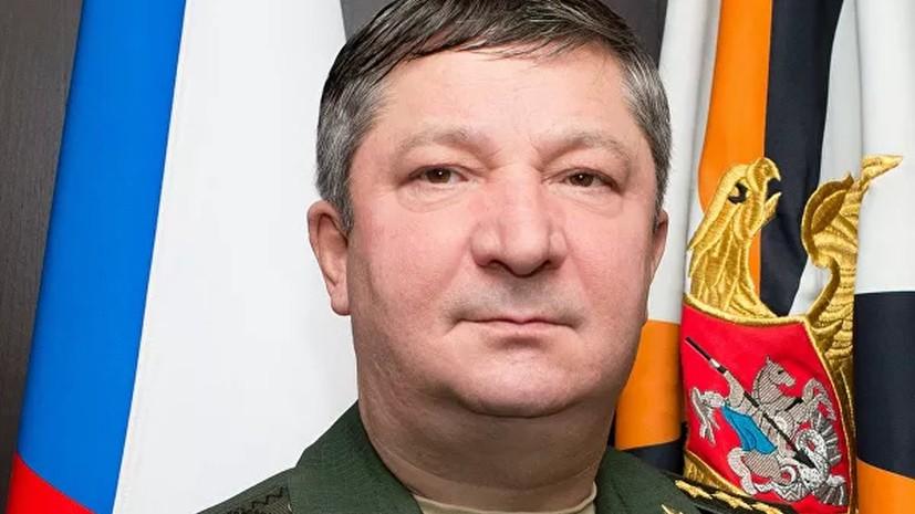 Замглавы Генштаба прибыл в суд по делу о хищении 6,7 млрд рублей