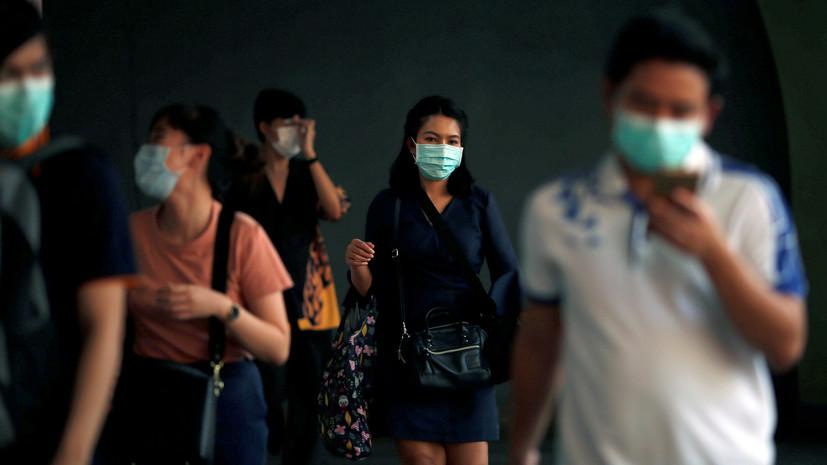 Генконсульство в Гуанчжоу посоветовало россиянам покинуть юг Китая