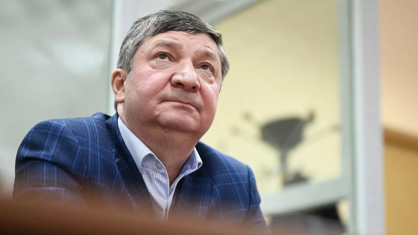 Суд арестовал замначальника Генштаба Арсланова по делу о хищении