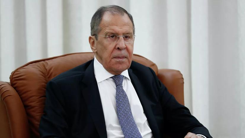 Лавров заявил, что Россия готова поддерживать диалог по национальному примирению в Венесуэле