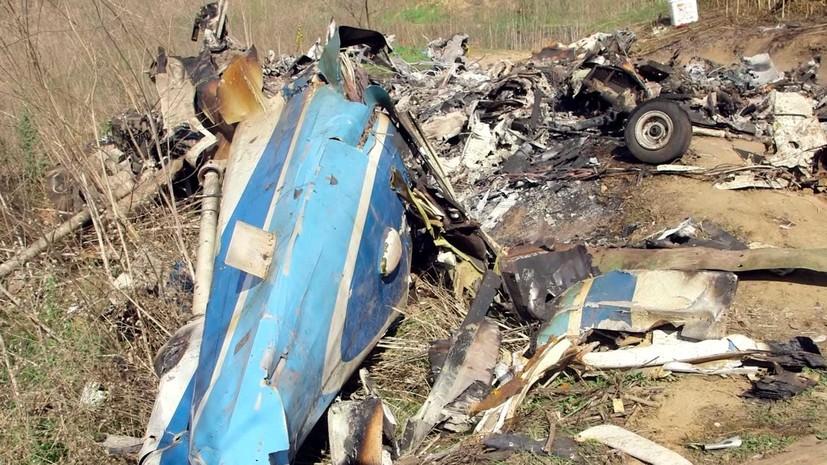 Эксперты не выявили повреждений в двигателе разбившегося вертолёта Брайанта