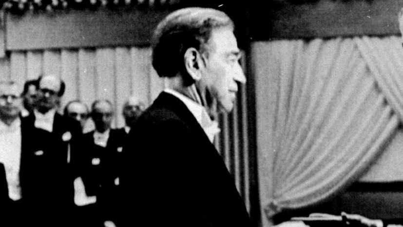 Умер лауреат Нобелевской премии по медицине Стэнли Коэн