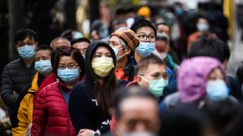 Первый иностранец умер в Китае: число погибших от коронавируса достигло 725