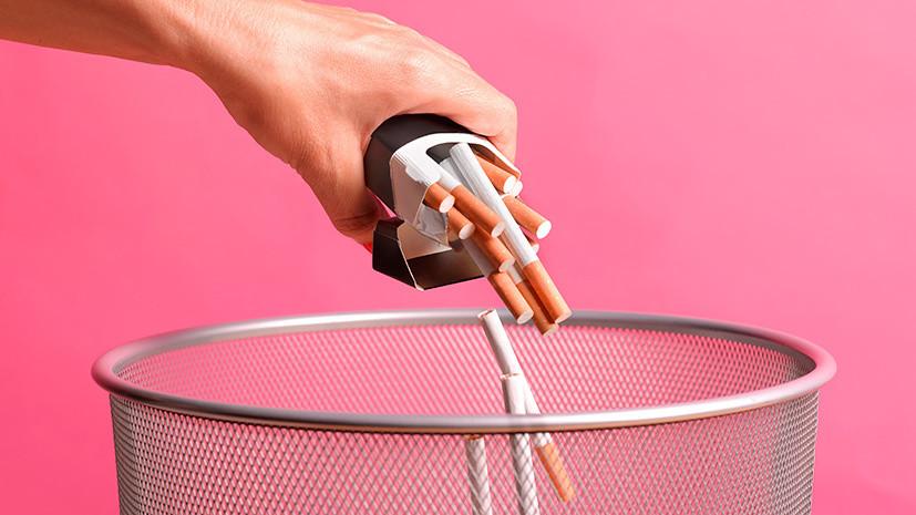 «Замкнутый круг»: как курение влияет на психическое здоровье человека