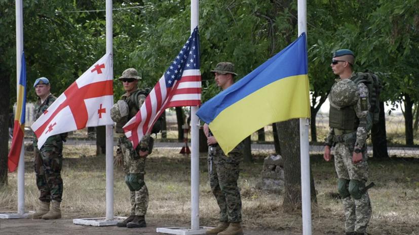 «Потенциала для противостояния России нет»: как Украина планирует проводить военно-морские учения Sea Breeze