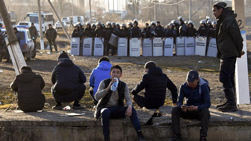 «Не уступили дорогу»: в Казахстане рассказали о причинах массовой драки с десятью погибшими