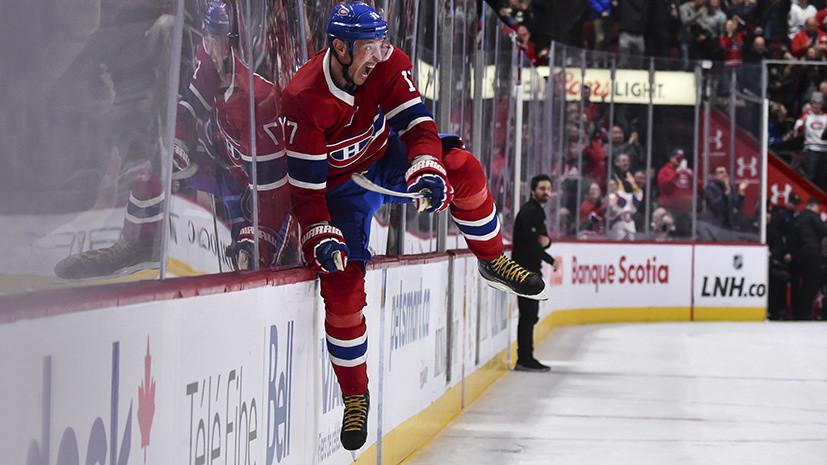 Победные голы Ковальчука и Гусева, буллит Свечникова и две передачи Кучерова: чем отметились российские хоккеисты в НХЛ