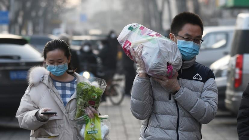 Временное название для заболевания и эвакуация: как развивается ситуация с распространением коронавируса в КНР