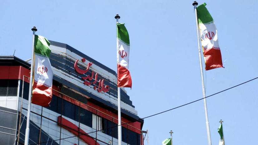 Иран не смог вывести запущенный спутник на орбиту