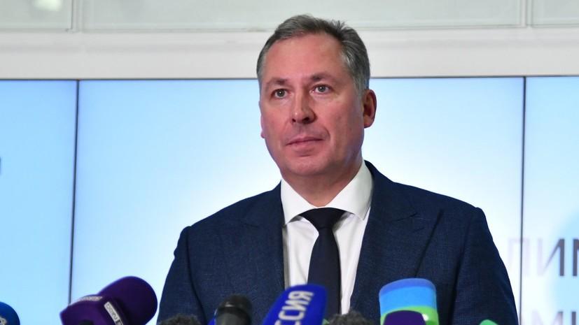 Поздняков прокомментировал лишение ВФЛА аккредитации