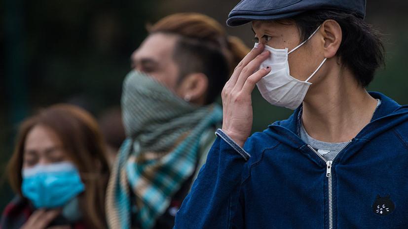 Китай испытал российскую тест-систему выявления коронавируса
