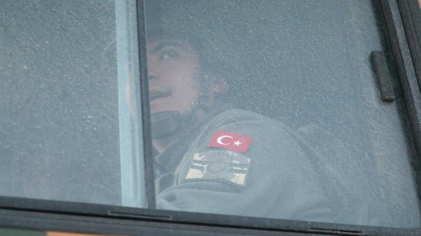 Турция не намерена отказываться от наблюдательных постов в Идлибе