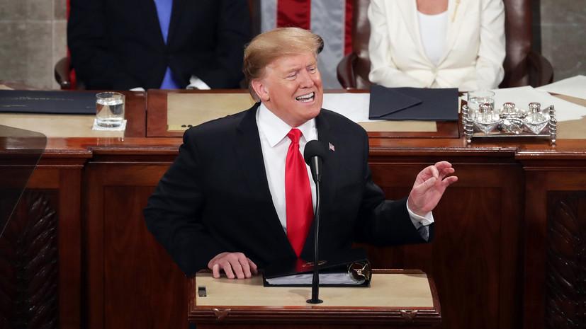 Финансовый вопрос: сможет ли Дональд Трамп утвердить бюджет США на 2021 год