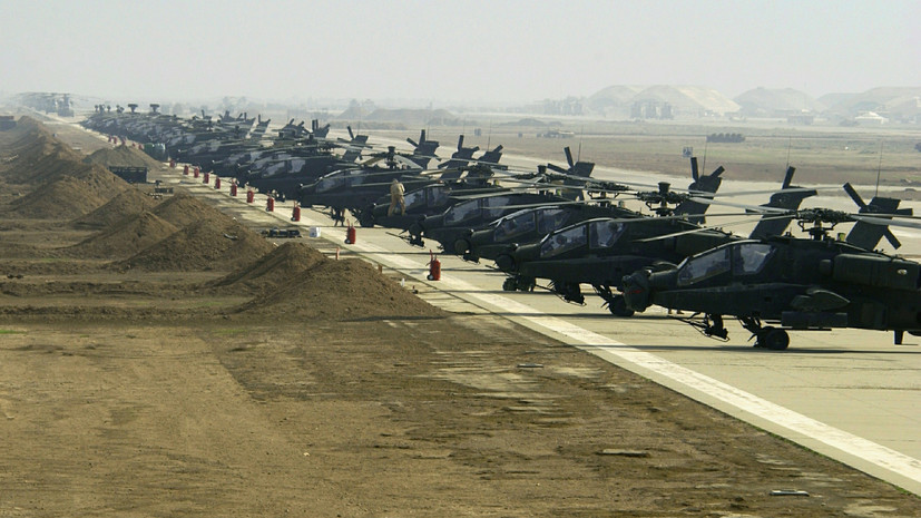 При ударе Ирана 109 военных США получили контузии