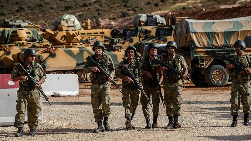 101 цель, три танка, один вертолёт: что известно об ударе Турции по сирийской армии
