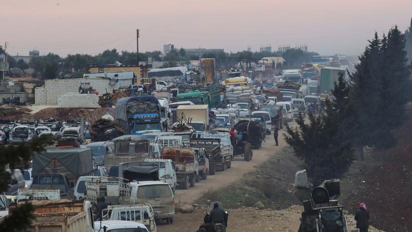 В НАТО призвали Асада «остановить нападения» в Идлибе