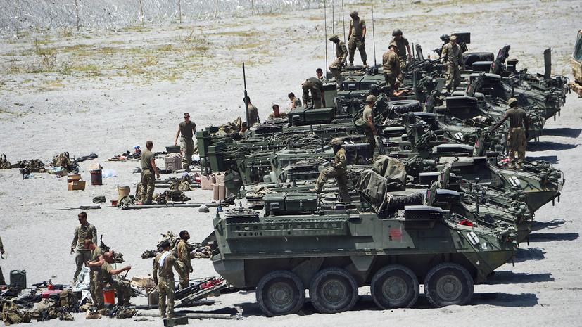 Попросили на выход: что стоит за решением Филиппин разорвать военное соглашение с США