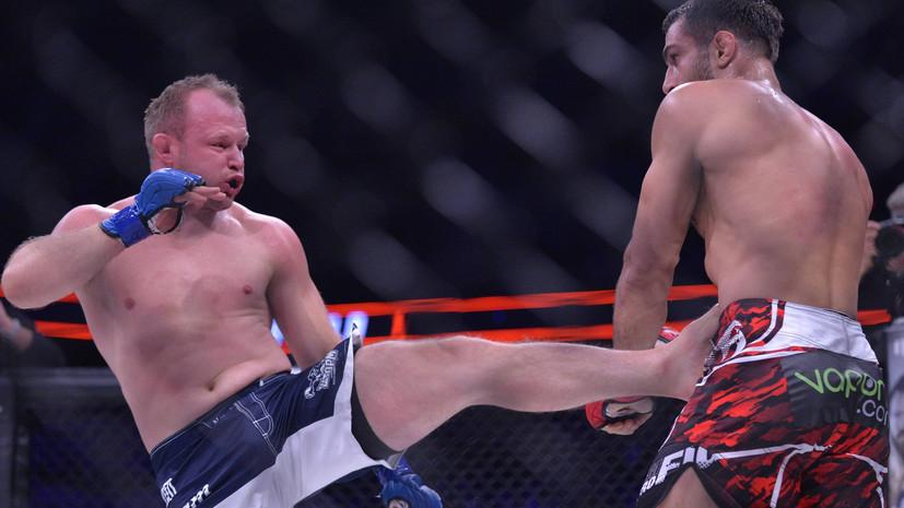 Шлеменко подтвердил, что UFC временно прекратил подписывать новых бойцов