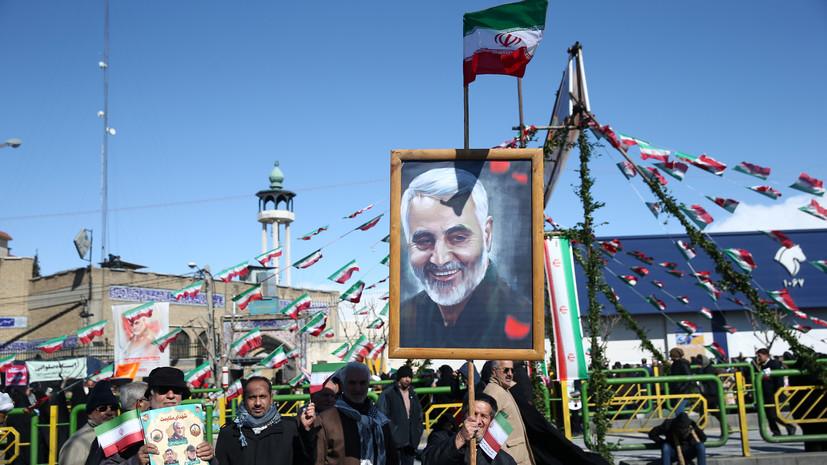 В ОАЭ заявили о поддержке снижения напряжённости с Ираном