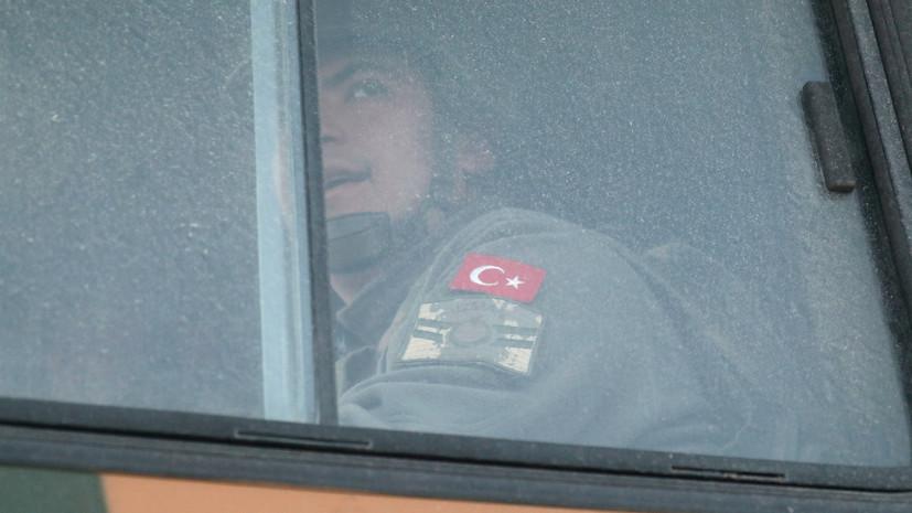 Эрдоган заявил о 14 погибших турецких военных в Идлибе
