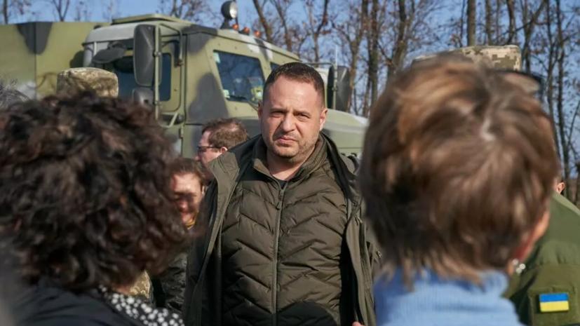В Киеве прокомментировали возможность встречи Зеленского и Путина