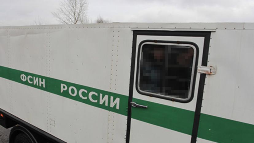 Источник: экс-начальник управления ФСИН покончил с собой в суде Москвы