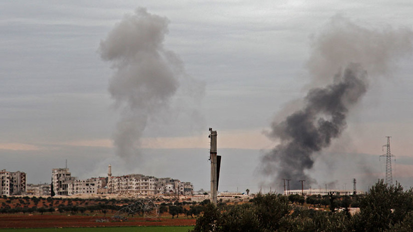 «Хроническое невыполнение обязательств»: в России указали на ответственность Турции за эскалацию напряжённости в Сирии