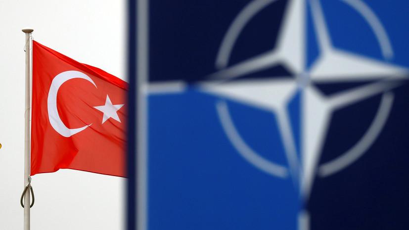 Турция ожидает от США и НАТО более конкретной поддержки по Идлибу